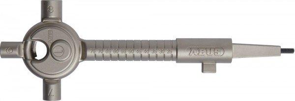 Bauschlüssel universal Metall