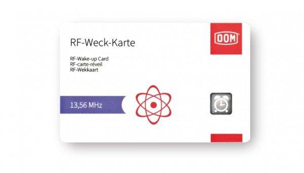 ENiQ RF-Weckkarte