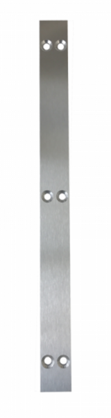 Stahlzargenverstärkung 24x300 mm