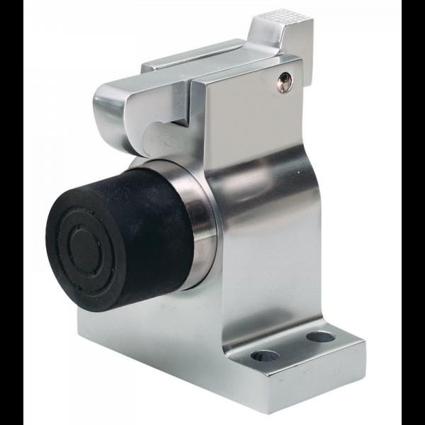 KWS 1052 Türfeststeller / Türpuffer gefedert zum Aufschrauben