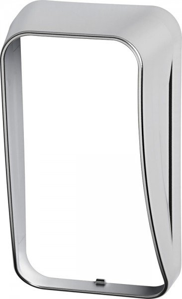 Sichtschutz Funk-Tastatur HomeTec Pro CSS 3000 silber