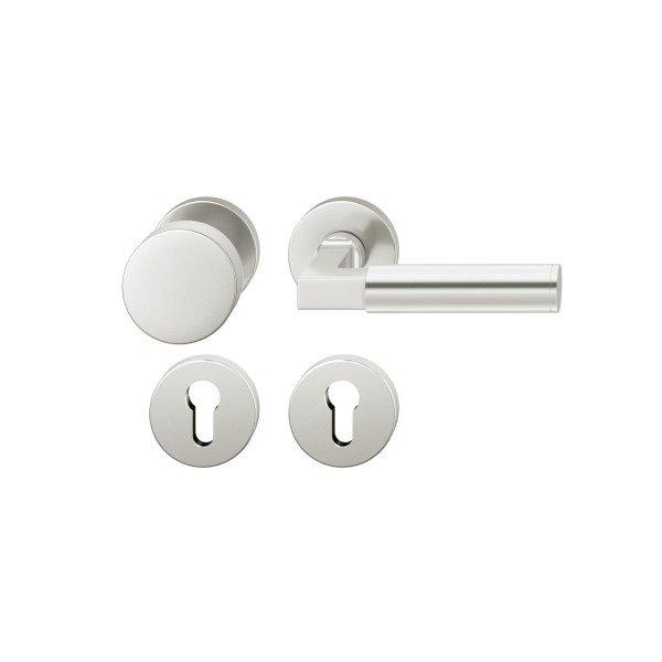 FSB Modell 12 1102 PZ Schlüssellochung Aluminium naturfarbig eloxiert