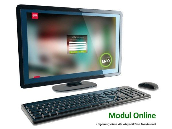 ENiQ Access Management - Online Modul