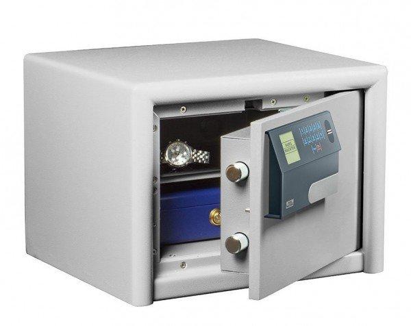 Tresor Dual-Safe DS 415 FP mit Elektronikschloss Burgwächter