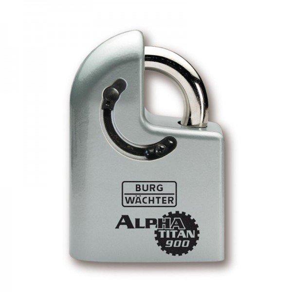 Das High-Tech Sicherheitsschloss 900 Alpha Titan für höchste Ansprüche