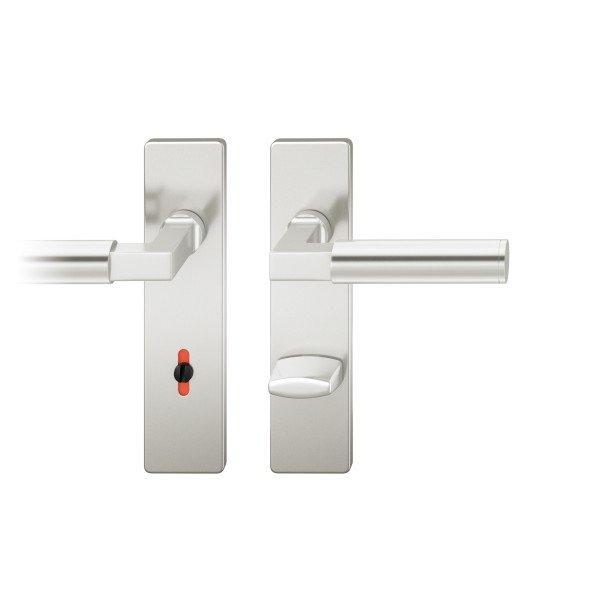 FSB Modell 12 1102 WC Riegel Aluminium naturfarbig eloxiert
