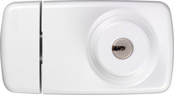 Tür Zusatzschloss - ABUS 7025 weiß