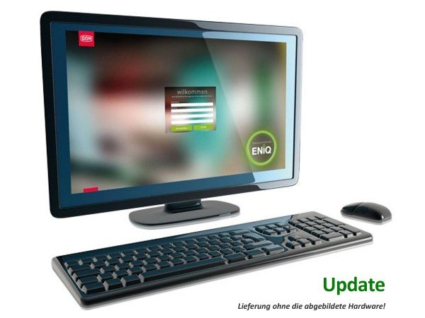 ENiQ Access Management Software - Update