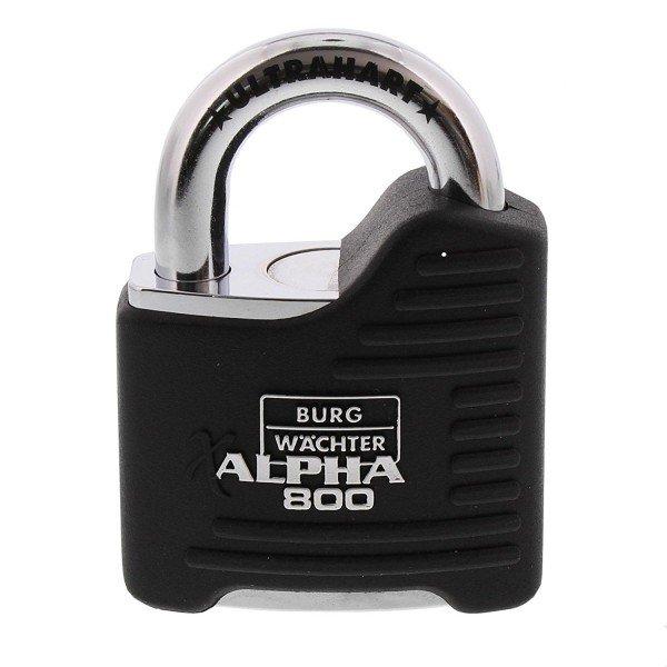 Hochleistungsschloss 800 Alpha für hohe Sicherheitsansprüche