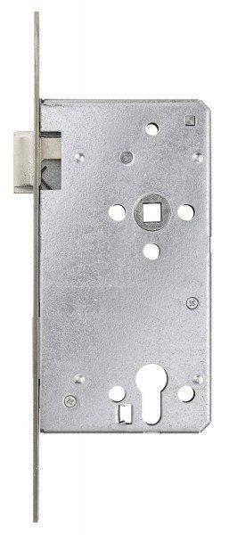 THZ90 Einsteckschloss links für Stumpftüren - Haustüren - PZ