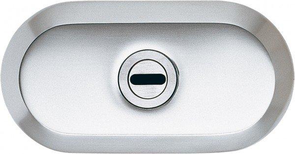 Schutzrosette mit Zylinderabdeckung 9M28 Für IKON Protectorriegel DRS