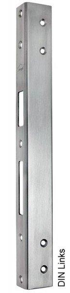 Sicherheits- Winkelschließblech 330x25x36x7,5 mm