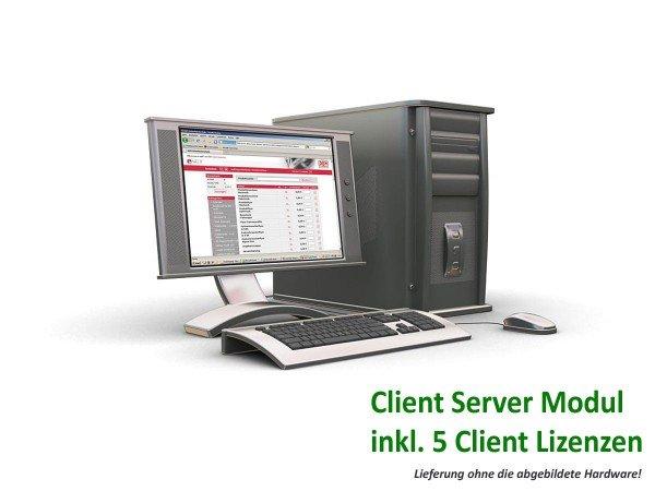 ELS Software - Client-Server-Modul ELS-S-SC