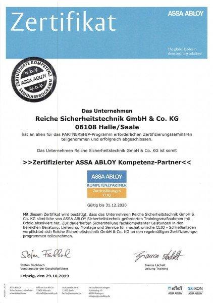 Kompetenzpartner-Zutrittsloesungen-CLIQ