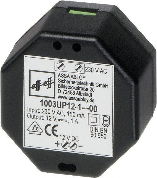 Netzgerät Modell 1003UP12 effeff