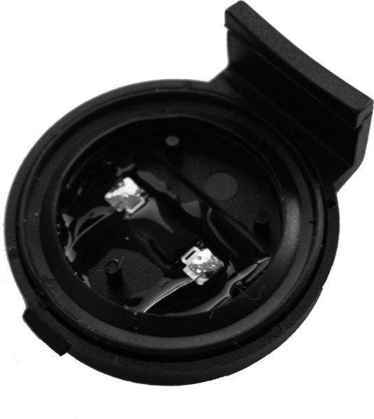 Batteriedeckel für VERSO CLIQ Schlüssel mit integriertem Transponderchip