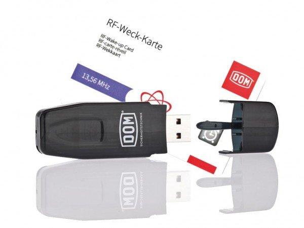 ENiQ USB Funk Stick 868 MHz mit Weckkarte