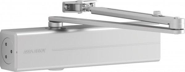 DC300 Türschließer mit Zahntriebtechnologie und Gestänge