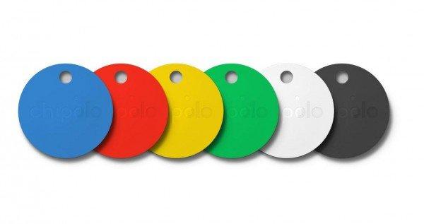 Chipolo - Bluetooth Schlüsselfinder mit der App