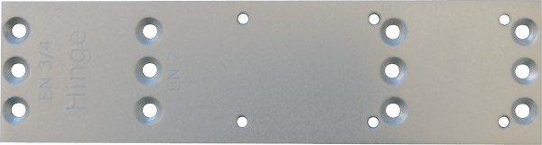 Montageplatte A161 für Türschließer DC140