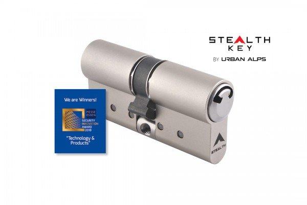 STEALTH KEY Doppelzylinder Profilzylinder SK1020