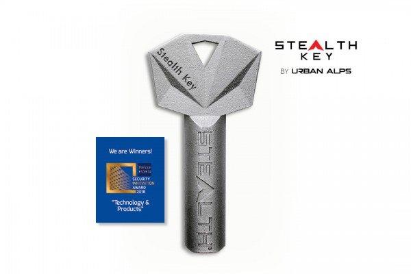 STEALTH KEY Standard Schlüssel