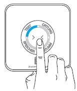 Ei450 Knopf für Rauchmeldertest