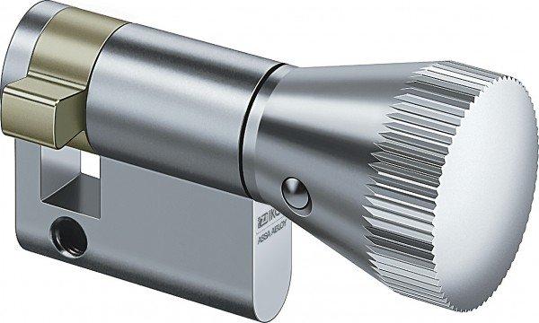 Profil-Knaufhalbzylinder 1535 KNF=2MV