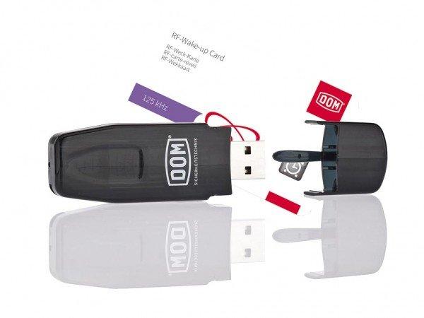 DOM ELS USB Funk Stick 868 MHz mit Weckkarte