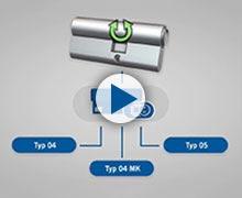 Zylindertypen bestimmen