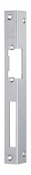 Winkelschließblech 066 für Elektro-Türöffner abgerundet links