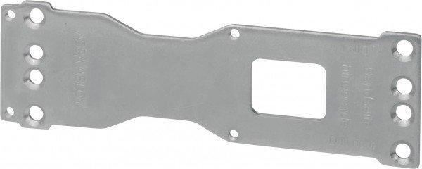 Montageplatte A120 für Türschließer DC200/300/500/700