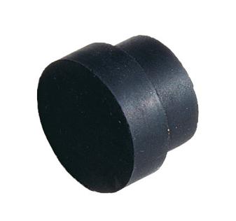 Ersatz-Gummipuffer 9914 für KWS-Türpuffer schwarz