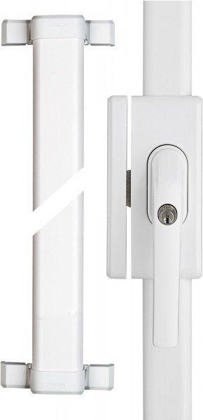Fenster-Stangenschloss FOS650 weiß