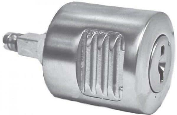 Zylinder Drehknopf mit VCS-Zylinder Huwil 0584