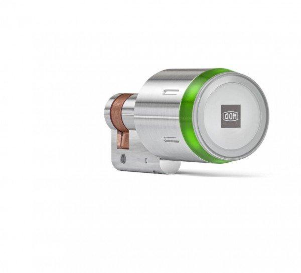 ENiQ Pro V2 BLE Halbzylinder einseitig lesbar Green LED