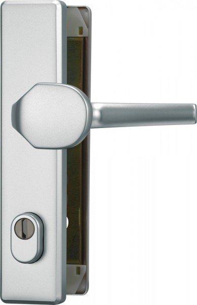 Schutzbeschlag HLZS814 / KLZS714 Aluminium F1 - Wechselgarnitur