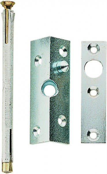 Winkel-Bändersicherung mit Anker 9M17 - mit einem Anker