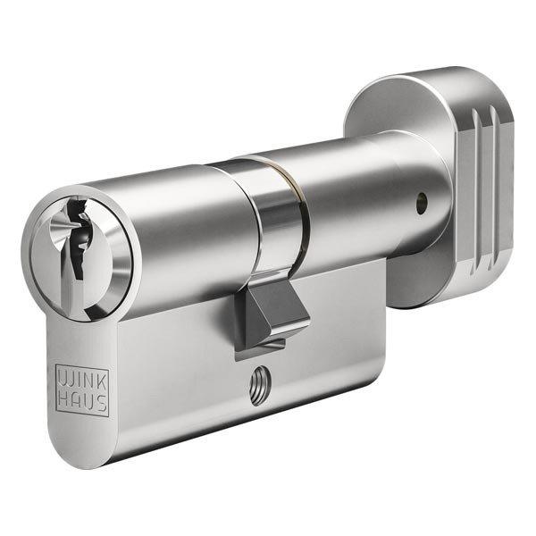 Knaufzylinder keyTec VS 04