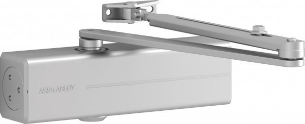 DC200 Türschließer mit Gestänge und Zahntriebtechnologie