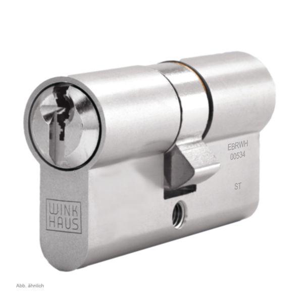 schlie zylinder keytec rpe 57 rps 57 mit sicherungskarte. Black Bedroom Furniture Sets. Home Design Ideas