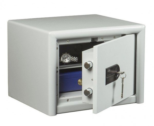 Tresor Dual-Safe DS 415 K Mechanikschloss Burgwächter