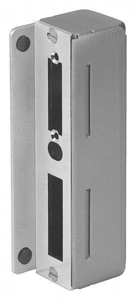 Schließkasten Nr. 147B, 30 / 40 / 50 mm, blank zum Anschweißen