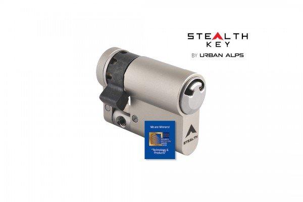 STEALTH KEY Halbzylinder Profilzylinder SK1010
