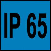 Schutzart IP 65