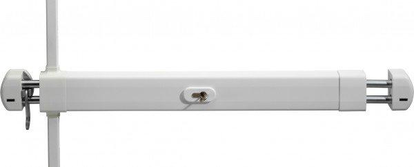 DRS 8447 - Querriegel mit Vertikal- Sperrelement und Sperrbügel