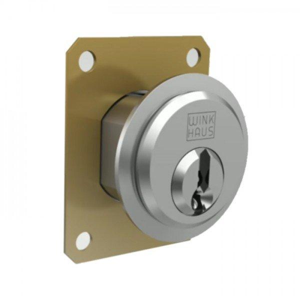 Hebelzylinder keyTec RPS 28 für Schließanlage